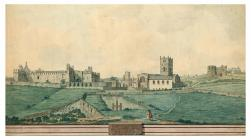 'North View of the Ancient City of St...