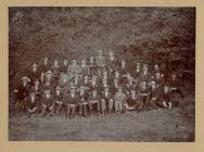Haverfordwest Male Voice Party, c.1905