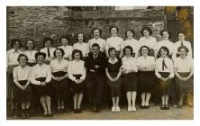 Hugh Morris' Choir, Machynlleth