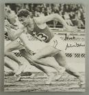 Nick Whitehead, Welsh athlete, 20th century