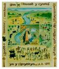 A tapestry to commemorate the 700th anniversary...