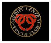 Cardiff Central Youth Club blazer badge, 20th...