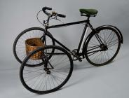 Kendrick tricycle, owned by Tom Norton of...