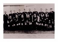 The Welsh national rugby team, vs Ireland,...