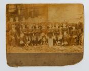 Treherbert Soccer Team, 1901