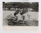Welsh ladies' tandem record-holders, 1951