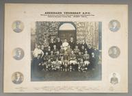 Clwb Pêl-droed 'Aberdare Thursday', 1909-10