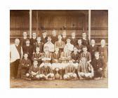 Clwb Pêl-droed Aberdare Thursday, 1908-09