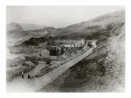 The copper works at Drws-y-coed, Nantlle, c.1900