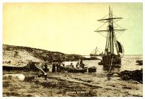 Bardsey Island Harbour, late nineteenth century