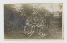 Photograph of soldiers