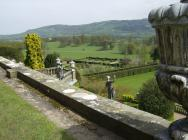 Powis Castle, Garden Terrace