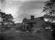 Photograph of Upper Penygelly by J.B. Willans