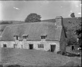 Photograph of Upper Caellany by J.B.Willans