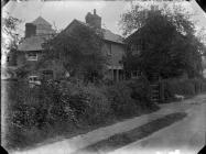 Photograph of West End Cottages by J.B.Willans