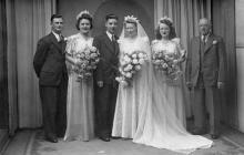 Llangollen. Wedding of J.H. Knox