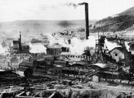 Glamorgan Colliery, Llwynypia, about 1920