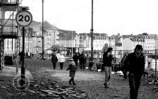 Aberystwyth Promanade 05.01.2014