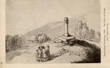 Llangollen. Eliseg's Pillar