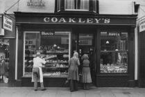 Coakley's Shop, Swansea
