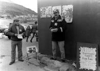Collecting for the miners, Tonypandy