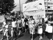Rhymney Valley Women Support Group 1984