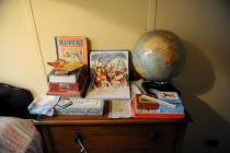 Children's personal belongings