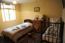An interpretation of a 1950s children's bedroom