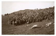 Cwrdd y Mynydd near Llyn Eiddwen, 1910