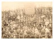 Salem Band of Hope, Rhiwbryfdir, c.1900