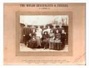 The Welsh revivalists and friends, 1905