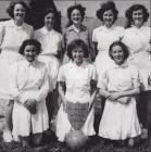 Tîm Pelrwyd Ysgol Ramadeg Porthmadog, 1951