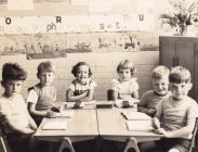 Ysgol Gymraeg Aberystwyth 1960s