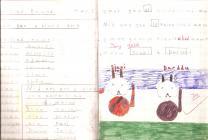 O lyfr Mathemateg 1980 - rhifau o'n cwmpas (anifeiliaid anwes)