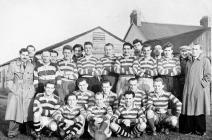Clwb Rygbi Tongwynlais, Morgannwg 1952-3
