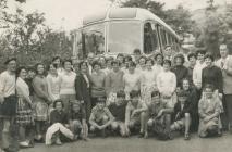 Trip from Llangrannog Urdd Camp