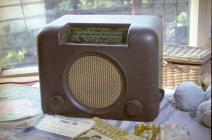 Radio from Rhydycar, St Fagans