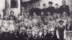 Children of Seion Chapel, Gorseinon performing ...