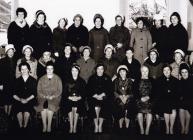 Dosbarth Ysgol Sul Capel Newydd y Betws, Rhydaman 1955