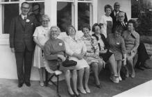 Sunday school trip, 1950s