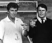 Alun and Eifion Jones, Glamorgan stars