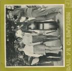 Clawr record grŵp pop o'r chwedegau 'Dail yr Olewydden'