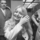 The singer, Mary Hopkin, 1968