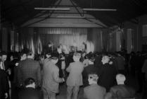 Welsh pop group Y Blew in Talybont, 1967