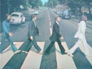 Llun o record The Beatles - Abbey Road (1969)