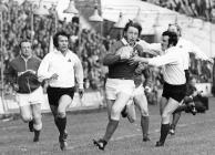 Barry John's Jubilee Urdd Rugby Match, 1972