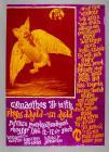 Poster gig Rhyw Ddydd - Un Dydd, Pafiliwn Pontrhydfendigaid
