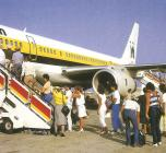 Package holidays, 1980s