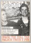 Poster gig yr Anrhefn - Malwch Treth y Pen
