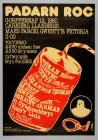 Poster gig Padarn Roc